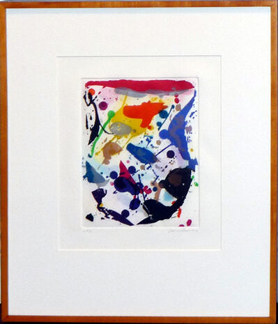 Sam Francis, 'Untitled (SFE – 044)', 1987