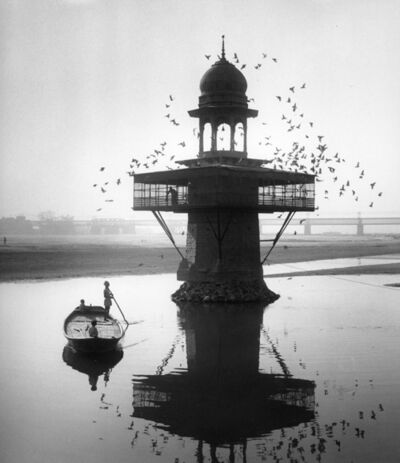 Arthur Tress, 'Mosque, Agra, India', 1966/2006