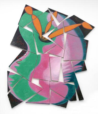 Elizabeth Murray, 'Painters Progress', 1981