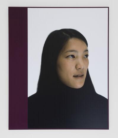 Xavier Veilhan, 'Marie (purple)', 2007