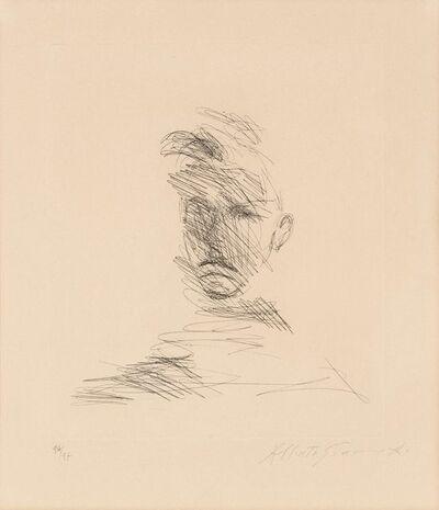 Alberto Giacometti, 'Rimbaud Vue Par Les Peintures (Lust 175)', 1962