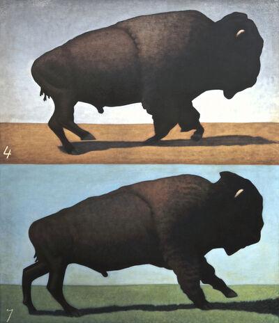 Andrew Nixon, 'Double Buffalo', 2013