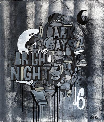 Atle Østrem, 'Dark Days, Bright Nights', 2016