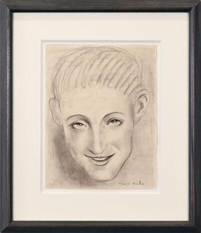 Francis Picabia, 'Portrait d'homme', ca. 1940-42
