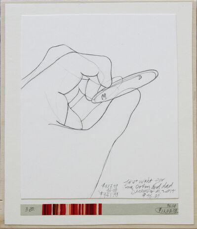 Danica Phelps, 'Income´s Outcome Nr. 380, 1st generation', 2014