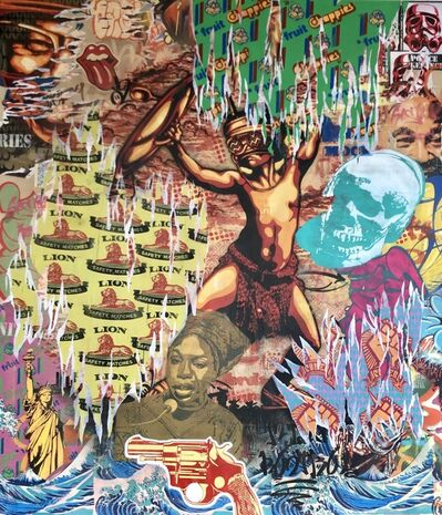 Khaya Witbooi, 'Mind Control', 2016