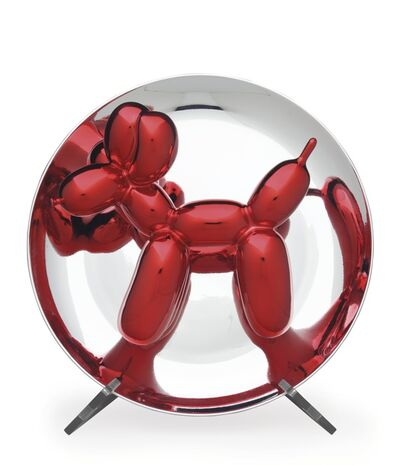 Jeff Koons, 'Balloon Dog Blue', 2015