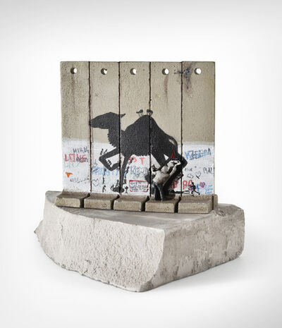 Banksy, 'Walled Off Hotel - Wall Sculpture (Camel)', 2018