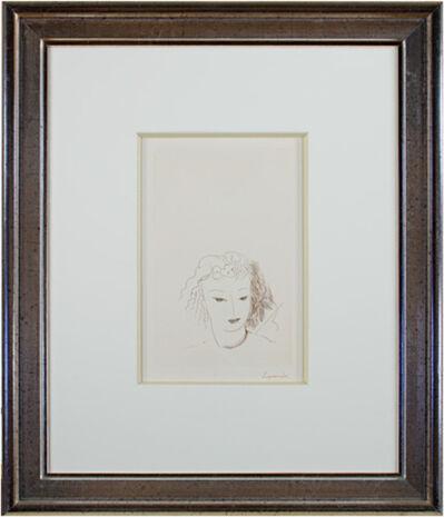 Marie Laurencin, 'Jeune Fille', ca. 1930