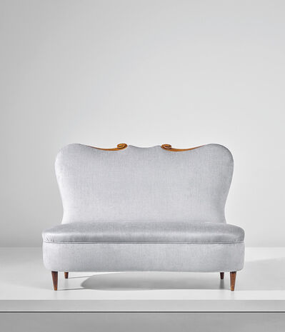 Gio Ponti, 'Rare sofa, designed for the Apartment P., Milan', circa 1936