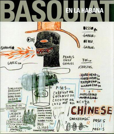 Jean-Michel Basquiat, 'Basquiat En La Habana (Basquiat Navarra catalog)', 2000