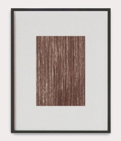 Youki Hirakawa, 'The Grain of Woods '