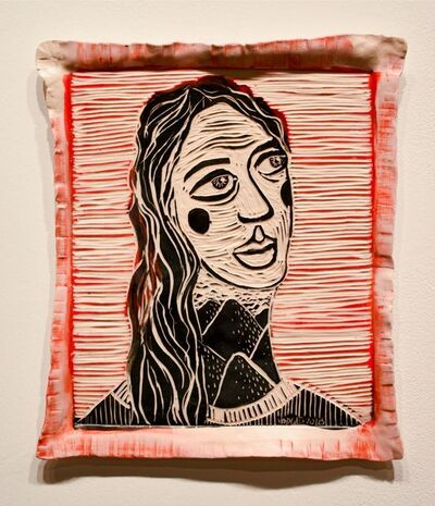 Alex Hodge, 'Mountain of a Woman ', 2019