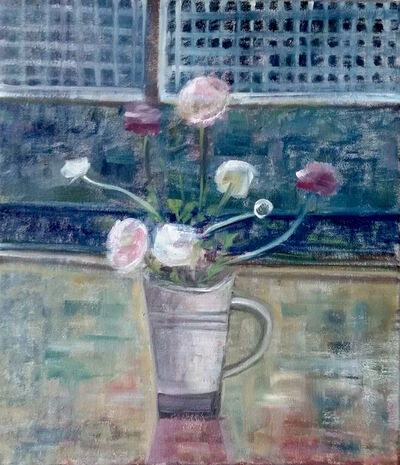 Ruth Addinall, 'Ranunculus in Mug', 2016
