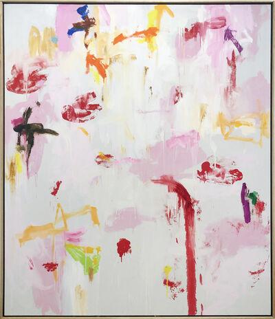 Kikuo Saito, 'Red Cane ', 2013