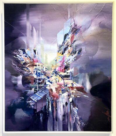 Oliver Vernon, 'Preceding Silence (midnight)', 2018
