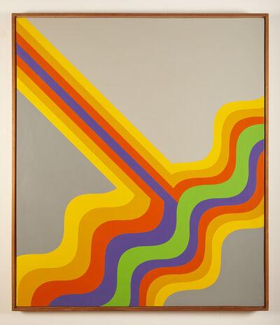 Mohamed Melehi, 'Untitled', 1962