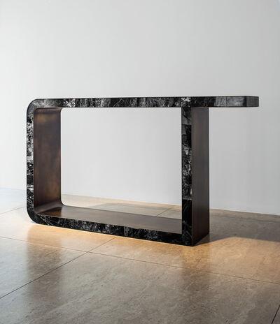 Mattia Bonetti, 'Console 'Quadrivium'', 2014