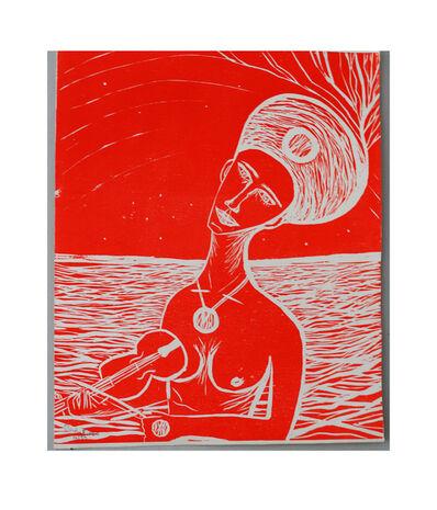 Claudia Rangel, 'A Rebequeira e o Mar', 2020