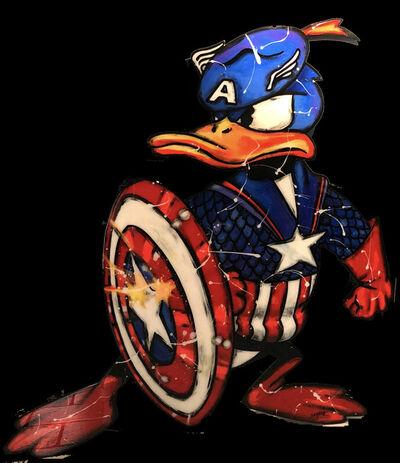 Robert Sgarra, '(KFS) Captain America', 2018