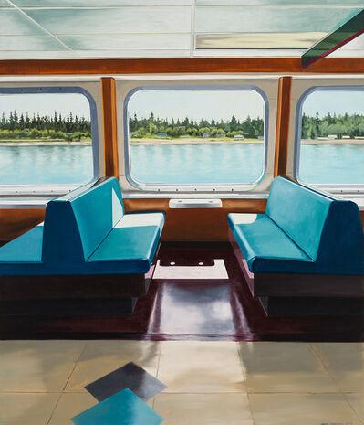 Gabriel Fernandez, 'Seattle Bremerton Ferry', 2018