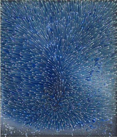 Barbara Takenaga, 'Blue Air', 2017