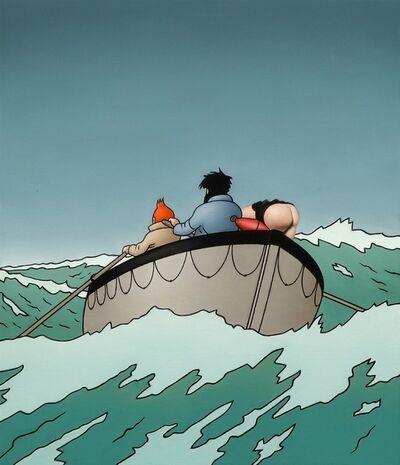 Ole Ahlberg, 'The Boat II ', 2010