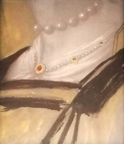 James J. WIlliams III, 'She had a neck for Montana', 2017