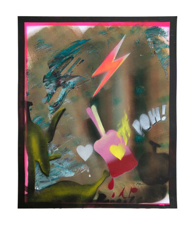 Alessandro Pessoli, 'Ardente Primavera #3', 2020
