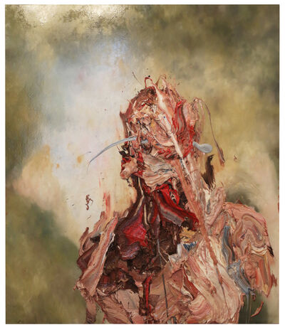 Antony Micallef, 'Raw Intent No. 3', 2016