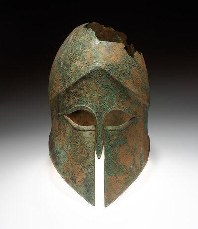 'Helmet', 500 -470 BCE