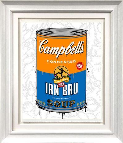 JJ Adams, 'Irn-Bru Soup', 21st Century