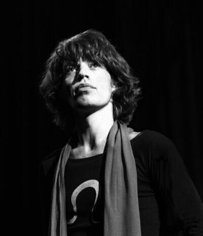 Harry Benson, 'Jagger, Mick', 1969