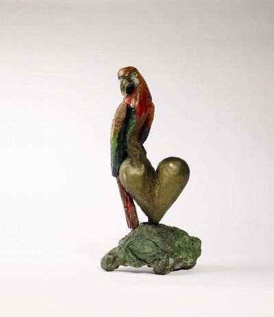 Jim Dine, 'The Parrot', 1990