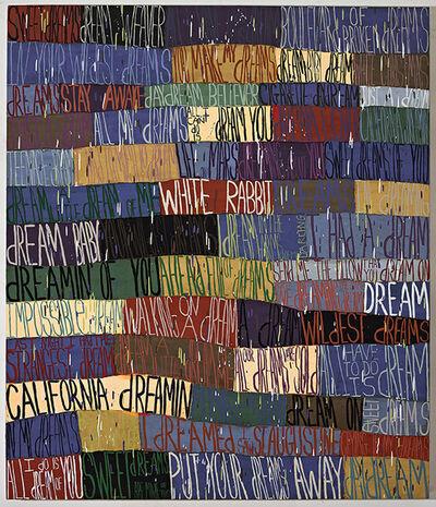Squeak Carnwath, 'Dreams', 2016