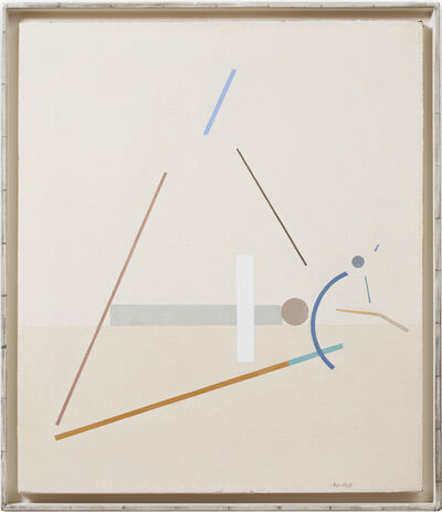Eduard Steinberg, 'Composition ', 1983