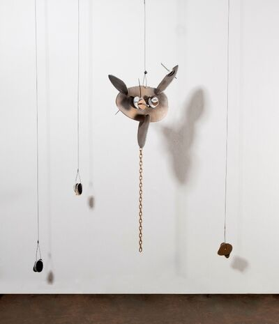 Carolina Sardi, 'Hanging Rabbit', 2018