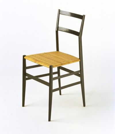 "Gio Ponti, '""Supperleggera"" chair', 1957"