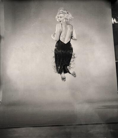 Philippe Halsman, 'Marilyn Monroe Jumping', 1959