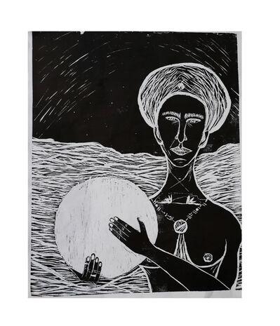 Claudia Rangel, 'Frame Drum e o Sagrado Feminino', 2020