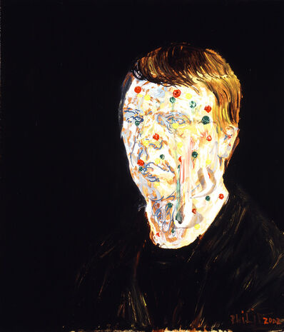 Philip Akkerman, 'Self-Portrait, No. 76', 2002