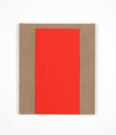 JCJ VANDERHEYDEN, 'Untitled (Standing Red)', 1966-1981