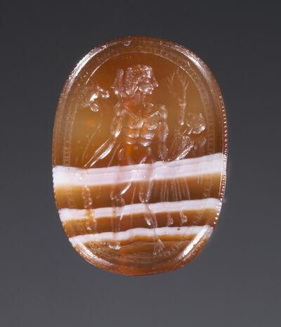 'Engraved Scarab', 400 BCE -380 BCE