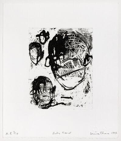 Louisa Chase, 'Baby Head', 1997
