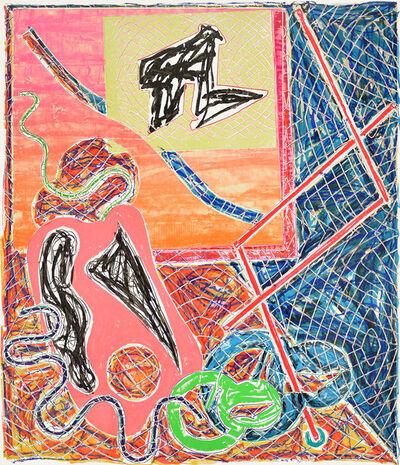 Frank Stella, 'Shards I', 1982