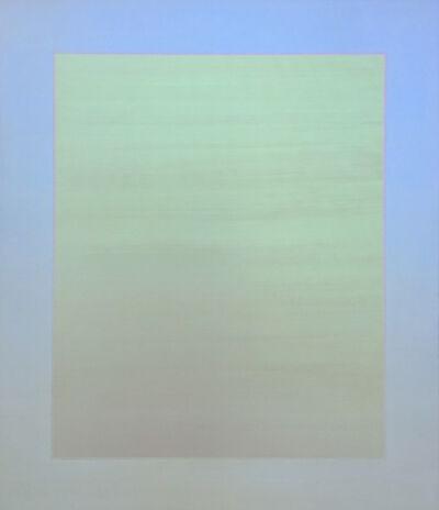 Shingo Francis, 'Reflections (cerulean, magenta & emerald)', 2019