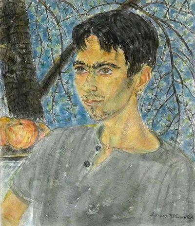 Leonard McComb R.A., 'Portrait of Leonardo Ceraglio', 1991