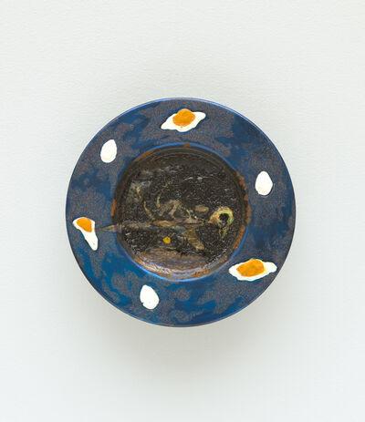 jerome caja, 'Dead Bird and Broken Eggs', 1989