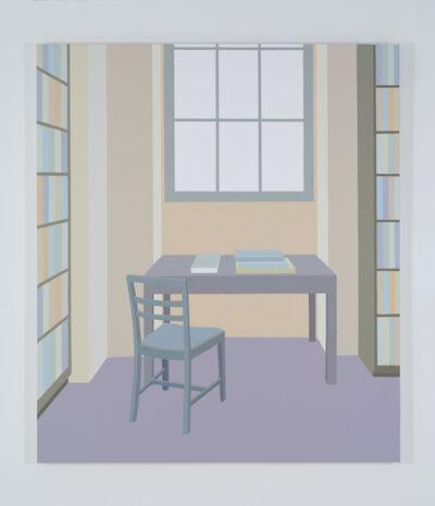 Zsofia Schweger, 'Library #4', 2017