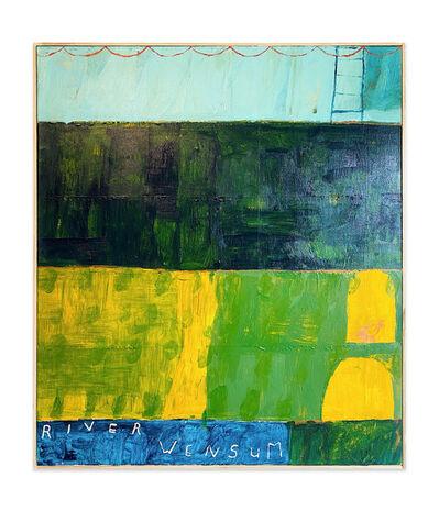 Galina Munroe, 'River Wensum', 2020
